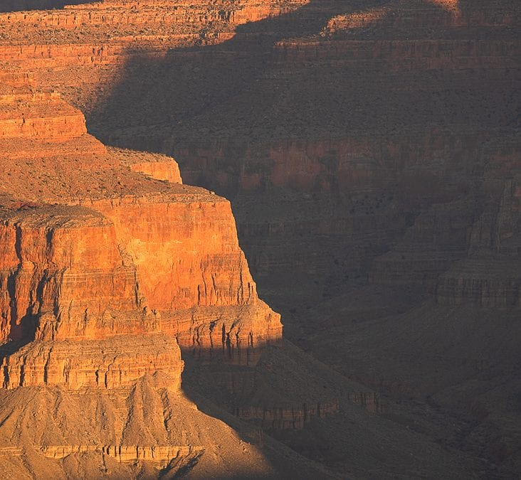 The Grand Canyon and Coffee